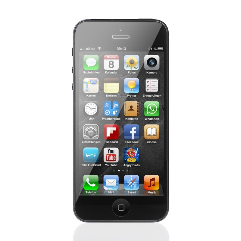 apple iphone 5 unlocked gsm 4g lte 16gb cell phone usa. Black Bedroom Furniture Sets. Home Design Ideas
