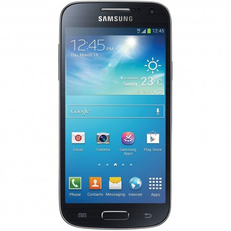Samsung Galaxy S4 Mini GT-I9195 International 8GB Smartphone (Unlocked, Black)