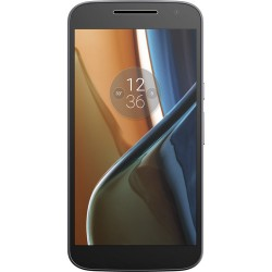 Moto G XT1625 4th Gen. 32GB Smartphone (Unlocked, Black)