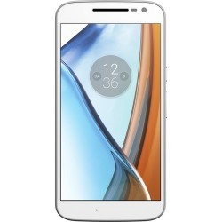 Moto G XT1625 4th Gen. 32GB Smartphone (Unlocked, White)