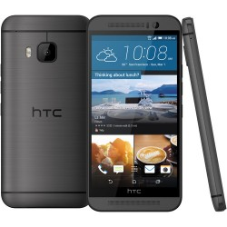 HTC One M9 32GB Smartphone (Unlocked, Dark Gunmetal)