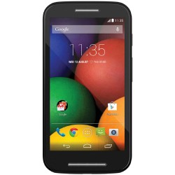 Motorola Moto E XT1021 Global Variant 4GB Smartphone (Unlocked, Black)