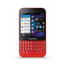 BlackBerry Q5 SQR100-3 8GB Smartphone, Unlocked, Red