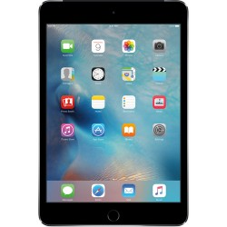 Apple 16GB iPad mini 4 Wi-Fi + 4G LTE, Space Gray