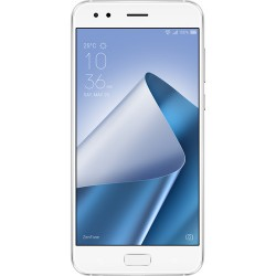 ASUS ZenFone 4 ZE554KL 64GB Unlocked Smartphone, Moonlight White