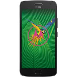 Moto G5 Plus XT1687 32GB Unlocked Smartphone, Lunar Gray