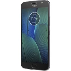 Moto G5S Plus XT1806 64GB Unlocked Smartphone, Lunar Gray