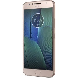Moto G5S Plus XT1806 64GB Unlocked Smartphone, Blush Gold